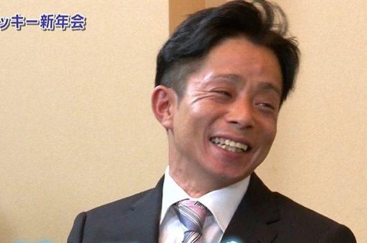 岩田康誠騎手山口組や白髪の噂を...